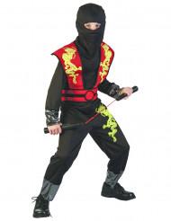 Costume da ninja per ragazzo