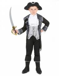 Costume da pirata elegante per bambino