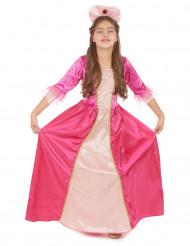 Costume da principessa di corte per bambina