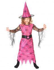 Costume strega ragno bambina