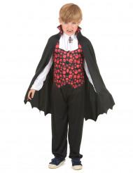 Costume da vampiro bambino