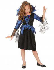Costume principessa dei ragni bambina Halloween