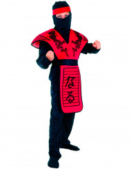 Costume ninja dragone bambino