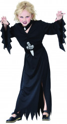 Costume vampiro con pugnale bambina