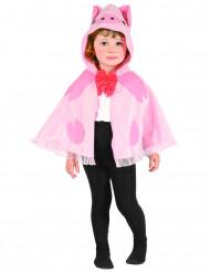 Costume da porcellina bambina