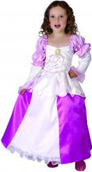 Costume principessa Rinascimento bambina