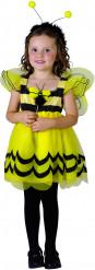 Costume da ape con bacchetta per bambina