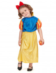 Costume principessa delle fiabe bambina