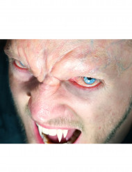 Fronte da vampiro trucco Halloween - Premium