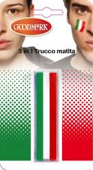Matite trucco tifosi Italia