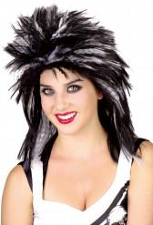Parrucca punk donna