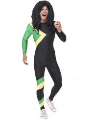 Costume giamaicano per adulto