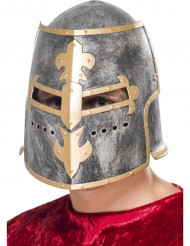 Casco cavaliere medievale