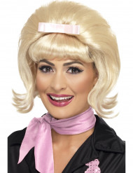 Parrucca bionda anni 50 donna