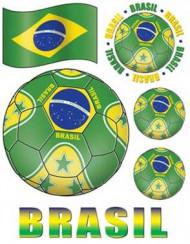 Autocollanti per finestre del Brasile