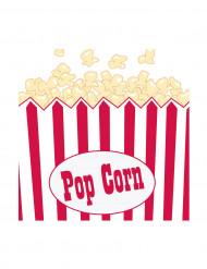 16 tovaglioli carta Pop Corn Hollywood