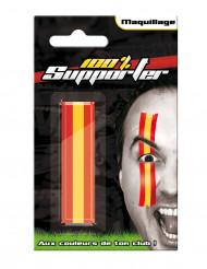 Trucco tifosi Spagna
