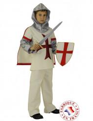 Costume cavaliere crociato per bambino