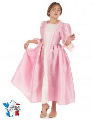 Costume marchesa rosa bambina