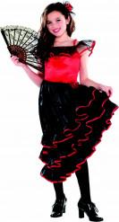 Costume ballerina spagnola bambina
