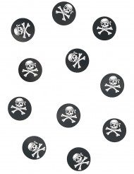 150 coriandoli da tavola pirati