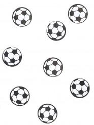 150 coriandoli da tovola pallone da calcio