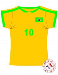 Decorazione maglietta Brasile