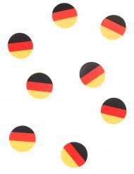 150 coriandoli da tavola bandiera Germania