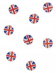 150 coriandoli da tavola bandiera Gran Bretagna