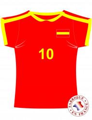 Decorazione maglietta Spagna