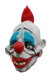 Maschera da clown rosso