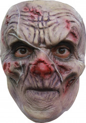 Mezza maschera da uomo per Halloween