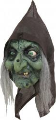 Maschera 3/4 vecchia strega