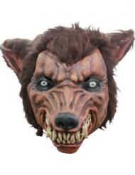 Maschera 3/4 lupo mannaro