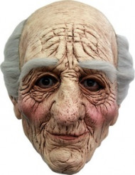 Maschera 3/4 uomo vecchio
