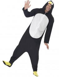 Costume tuta da pinguino adulto