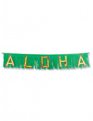 Ghirlanda verde aloha