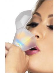 Anello luminoso a forma di bicchierino
