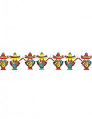 Festone con mariachi messicani