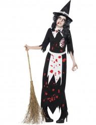 Costume strega zombie