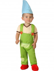 Costume folletto verde neonato