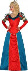 Costume principessa del medioevo