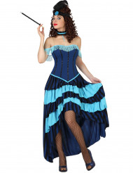 Costume da cabaret anni 20 da donna
