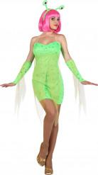 Costume alieno donna