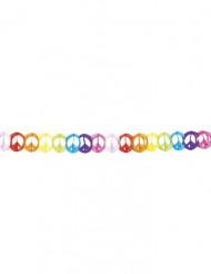 Ghirlanda multicolore hippie