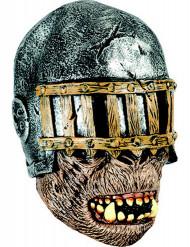 Maschera integrale guerriero adulto