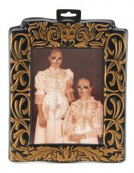 Decorazione ritratto lenticolare per Halloween