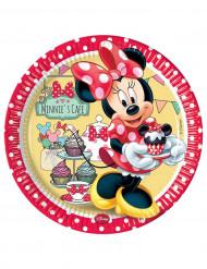 8 piatti Minnie café™