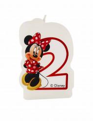 Candelina per torte Minnie™ 2 anni