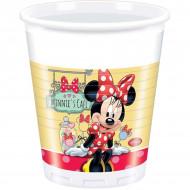 8 bicchieri Minnie Cafe™